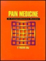 Pain Medicine: A Comprehensive Review