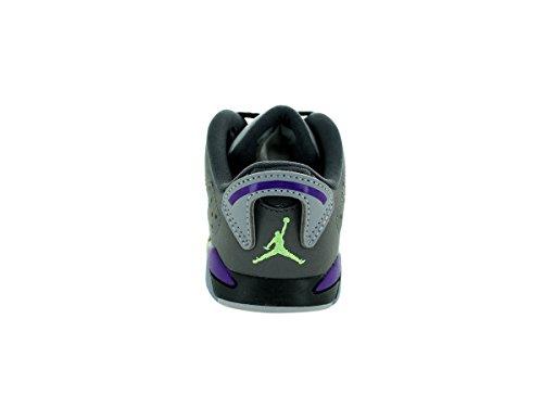 Zapatillas De Baloncesto Nike Toddlers 6 Retro Low Bt Dark Grey / Ultraviolet
