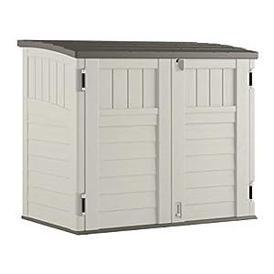 Suncast BMS2500 Horizontal Storage Shed