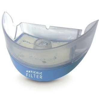 Polti paeu0274, filtro anticalcare per scopa a vapore, blu