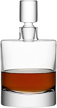 LSA International Boris Decanter 47.1 fl oz Clear, oz/H10in