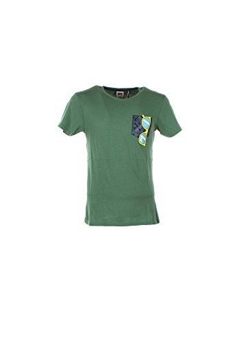 T-shirt Uomo Whoopie Loopie M Verde Wm17s07tg Primavera Estate 2017