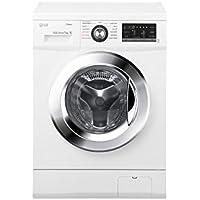 LG F74G62WHS Autonome Charge avant 7kg 140tr/min A+++-30% Blanc machine à laver - Machines à laver (Autonome, Charge avant, Blanc, Tactil, Gauche, LED)
