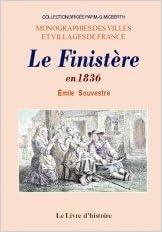 Livre gratuits en ligne le Finistère en 1836. epub pdf