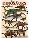 DINOSAUR PLAYING CARDS - 52 DIFFERENT IMAGES WITH IDENTIFICATION