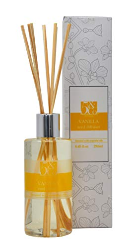 (5th & Company Reed Diffuser, Vanilla, 8.45 Ounce)