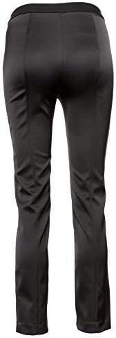PATRIZIA PEPE Women's Elegant Winter Trousers Black 2P116/A3IX