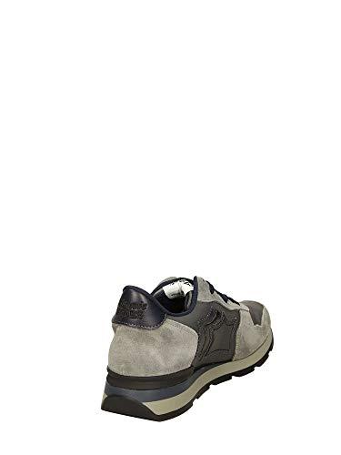 Grigio Basse Antar Uomo Sneakers Stars Atlantic gqXw06n