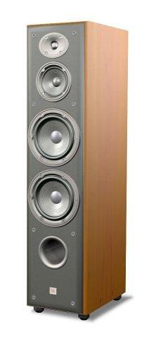 Ongebruikt JBL E80 3-Way Floorstanding Speaker (Cherry): Amazon.co.uk: TV KK-89