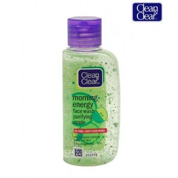 Clean & Clear Morning Energy Face Wash Purifying Apple 50ml