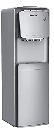 Nikai Water Dispener With Refrigerator,Silver, NWD1300RS