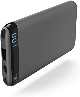 Hama LED10S batería Externa Antracita Polímero de Litio 10000 mAh ...