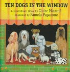 Ten Dogs in the Window, Claire Masurel, 1558587551