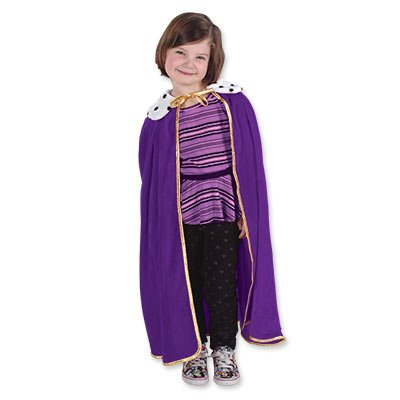 Beistle 60254 Child King/Queen Robe