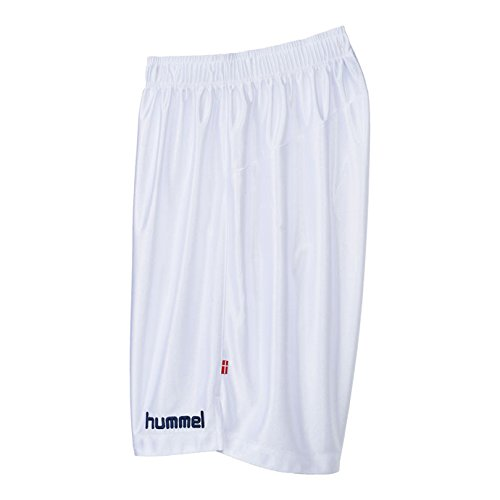 午後なすリングバックヒュンメル(hummel) メンズ プラクティス パンツ HAP2039 1603 紳士 男性 1070(ホワイト×ネイビー) O