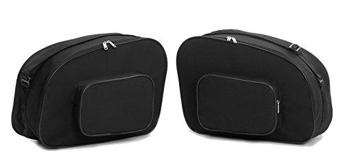 Bolsas interiores para maletas laterales moto BMW R100R, K75, K100, K1100RS, K1100LT - No: 4: Amazon.es: Coche y moto