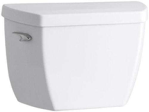 (KOHLER K-4484-0 Highline Wellworth 1.1 GPF Toilet Tank, White)