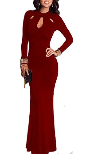 Leezeshaw Womens Elegant Sleeve Bodycon product image
