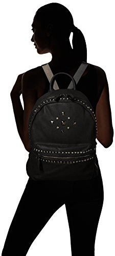 Black Studded Handbag Black Backpack Faux Gigi Backpack Womens SwankySwans Leather E0Zzzq