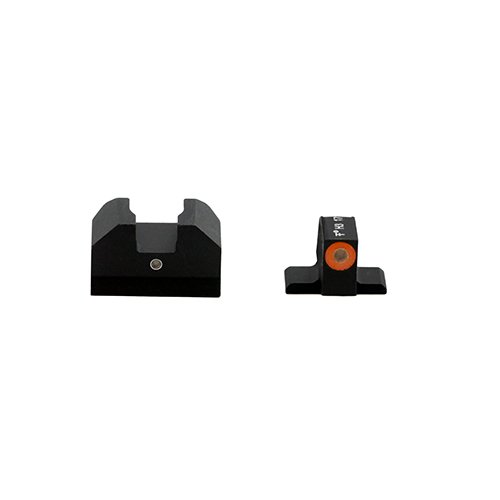 XS Sight Systems SI-F012P-5 F8 Night Sights, Sig Sauer P320, P225, P226, P229, Springfield XD, XDM, XDS, FN 509