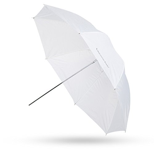 UNPLUGGED STUDIO 43inch Translucent Umbrella (Fiberglass Rib) UN-031