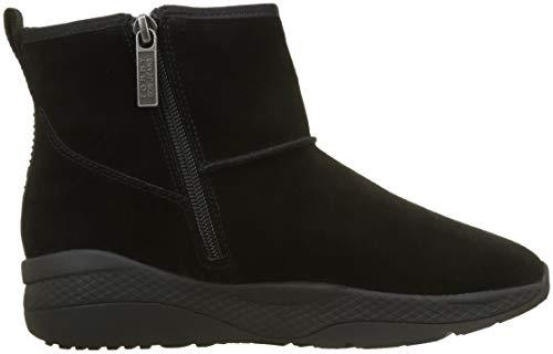 Hybrid Souples Boot Tommy 990 et Noir Bottes Bottines Branding Black Jeans Femme Bold wqqxCATF