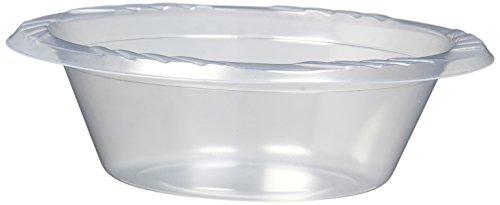 Clear 5 oz. Plastic Bowls - 40 Count