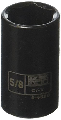 Female 5/8 Socket (K-T Industries 0-4520 1/2-Inch Drive x 5/8-Inch Impact Socket)