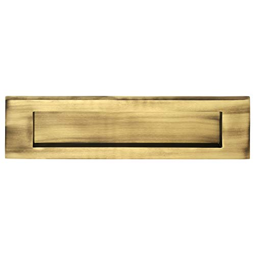 Antique Finish on Solid Brass 10