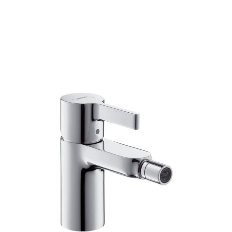Hansgrohe Metris S 31261000Bidet Fitting With Drainage Fitting Chrome