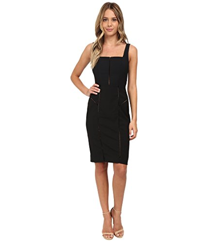 Nicole Miller Square Neck Dress - 2