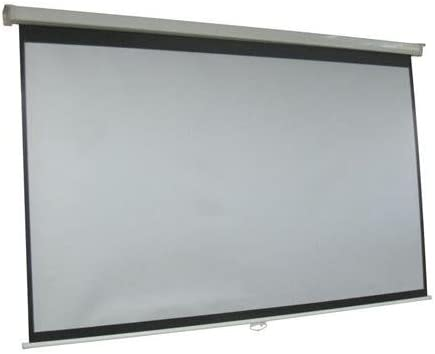 Inland Manual Projection Screen, 84