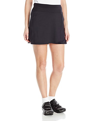 Pearl iZUMi Women's Select Escape Cycle Skirt, Black, Medium ()