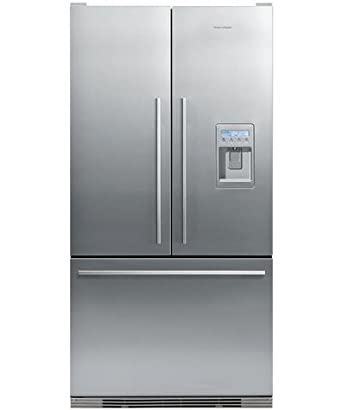 Amazon Fisher Paykel Rf195adux 195 Cu Ft Stainless French Door