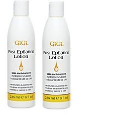 GiGi Post-Epilation Lotion, 16-Ounces (Pack of 2)