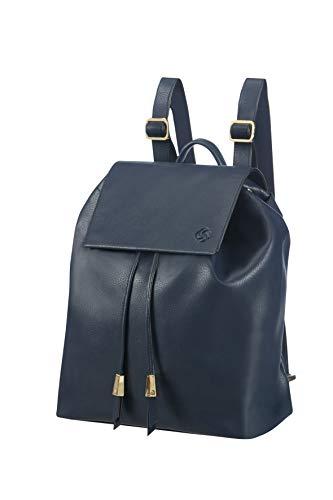 Samsonite Continuativo Bags Un sac à dos, 12x29x27 centimètres (b X H T) Bleu (marine foncé)