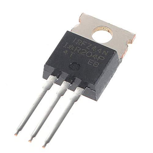10pcs 55V 49A IRFZ44N IRFZ44 Power Transistor MOSFET N-Channel Rodalind