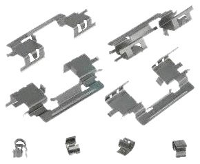 Carlson Quality Brake Parts 13400 Disc Brake Hardware (Disc Brake Kit Part)