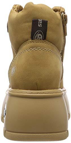 Donna 43dr202 Collo golden By Alto A Sneaker 910 Gerli Dockers Tan Giallo 0E6Bwqfq