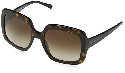 Michael Kors Women's MK2035 Seaside Getaway Ivory/Smoke 320813 - Michael Ladies Kors Sunglasses