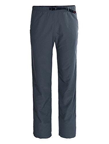 - Gramicci Mens Rocket Dry Original G Pant, Asphalt Grey - Size: LG