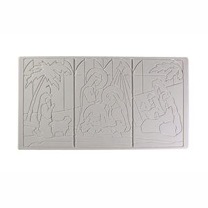 (Nativity Scene Texture Mold)