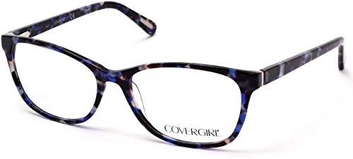 Eyeglasses Cover Girl CG 0545 092 blue/other (Cover Girl Eyewear)