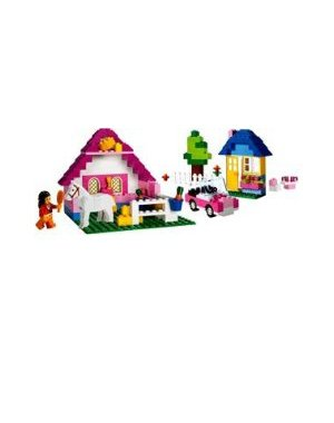 Lego Pink Brick Box Large 5560 by LEGO