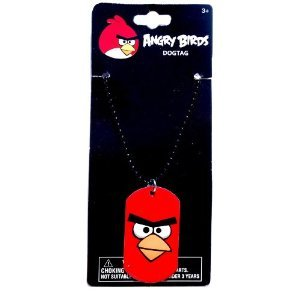 Angry Birds Exclusive Necklace Officially