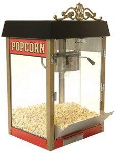 Benchmark 11040 Street Vendor Popcorn Machine, 120V, 980W, 8.2A, 4 oz Popper