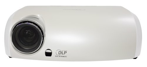 Optoma Hd803 1080P Dlp High Definition Home Theater Projector  Certified Refurbished