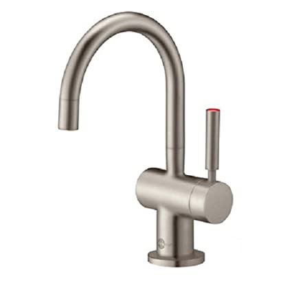 Beautiful InSinkErator F H3300SN Indulge Modern Instant Hot Water Dispenser Faucet,  Satin Nickel
