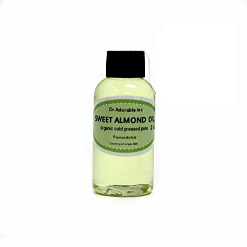 Sweet Almond Oil Pure Organic product image