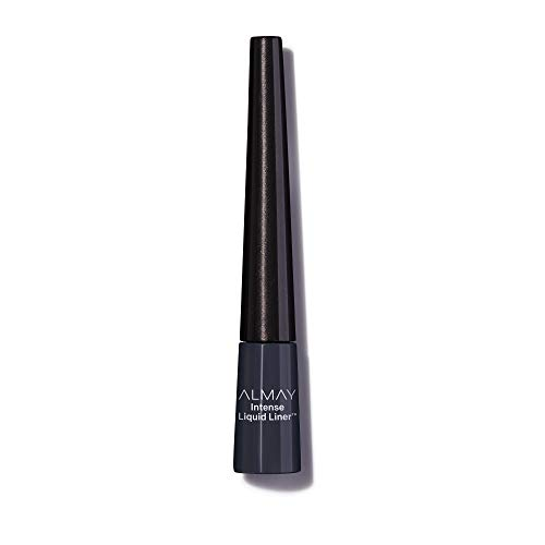 Almay Intense Liquid Eyeliner, Black Pearl, 0.08 fl. oz,